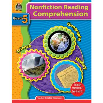 Nonfiction Reading Comprehen Gr 5 By Teacher Created Resources