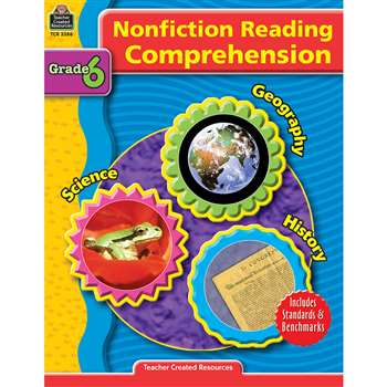 Nonfiction Reading Comprehen Gr 6 By Teacher Created Resources