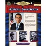 Spotlight On America African Americans Gr 5-8 By Teacher Created Resources