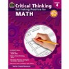 Gr 4 Critical Thinking Test Taking Practice For Ma, TCR3947