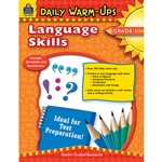Daily Warm Ups Language Skills Gr 3 By Teacher Created Resources