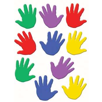 Handprint Accents By Teacher Created Resources