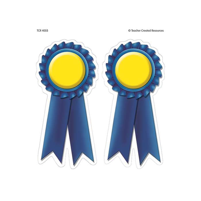 Ribbon Awards Wear Em Badges By Teacher Created Resources