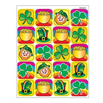 St Patricks Day/Leprechaun Stickr By Teacher Created Resources