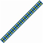 Argyle Straight Border Trim, TCR4285