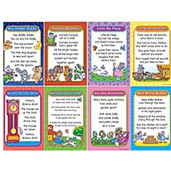 Bb Set Nursery Rhymes Set 1 By Teacher Created Resources
