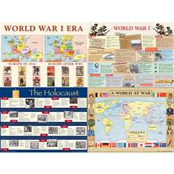The World Wars Bulletin Board Set By Teacher Created Resources