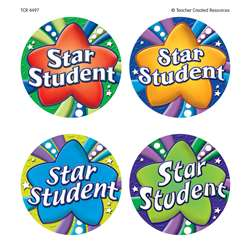Star Student Wear Em Badges By Teacher Created Resources