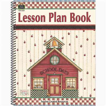 Dm Lesson Plan Book By Teacher Created Resources