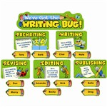 We'Ve Got The Writing Bug Mini Bulletin Board Set By Teacher Created Resources
