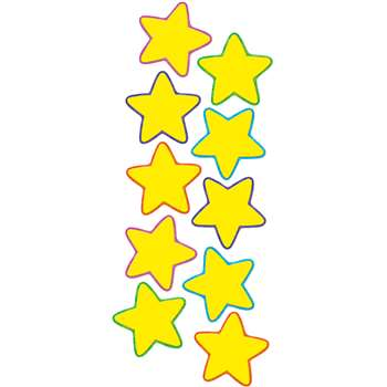 Yellow Stars Accents By Teacher Created Resources