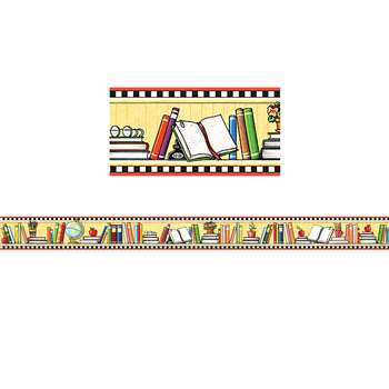 Me We Love Books Straight Border Trim By Teacher Created Resources