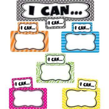 I Can Mini Bulletin Board, TCR4623