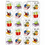 Book Bug Stickers By Teacher Created Resources