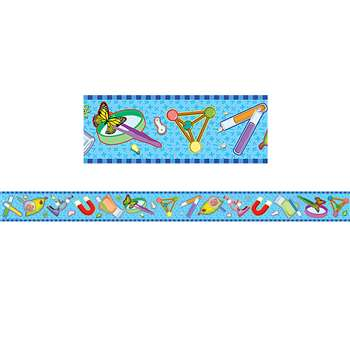 Science Straight Border Trim By Teacher Created Resources