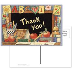 Sw Thank You Postcards By Teacher Created Resources