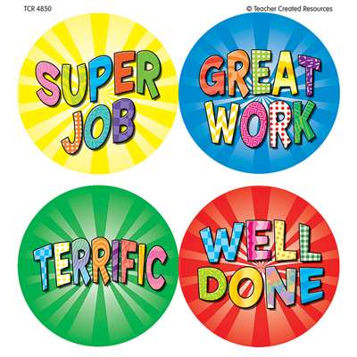 Good Work 2 Wear Em Badges By Teacher Created Resources