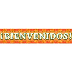 Welcome Spanish Banner By Teacher Created Resources