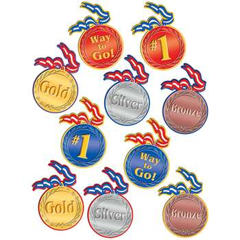 Olympic Medals Accents By Teacher Created Resources