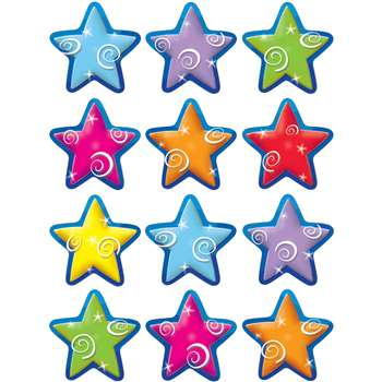 Stars Mini Accents By Teacher Created Resources