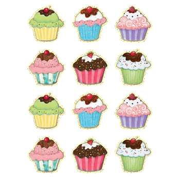 Sw Cupcakes Mini Accents By Teacher Created Resources