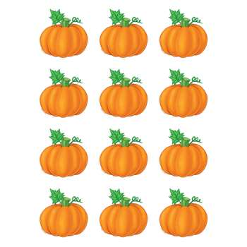 Pumpkins Mini Accents By Teacher Created Resources