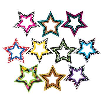 Fancy Stars Accents By Teacher Created Resources