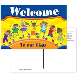 Fantastic Kids Welcome Postcards By Teacher Created Resources