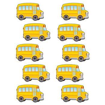 Shop School Bus Accents - Tcr5294 By Teacher Created Resources
