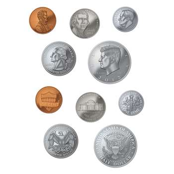 Money Accents Coins By Teacher Created Resources