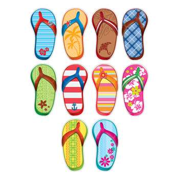 Flip Flops Accents By Teacher Created Resources