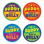 Im A Buddy Not A Bully Wear Em Badges By Teacher Created Resources