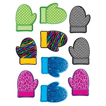 Shop Mittens Accents - Tcr5416 By Teacher Created Resources