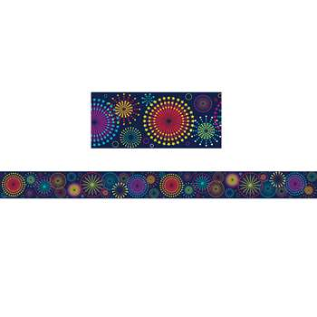 Shop Fireworks Straight Border Trim - Tcr5428 By Teacher Created Resources