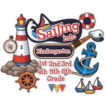 sailing into bulletin board tcr5440 teacher created