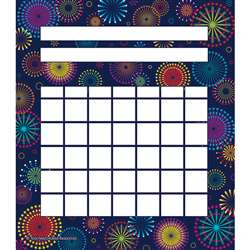 Shop Fireworks Incentive Charts Pack - Tcr5447 By Teacher Created Resources