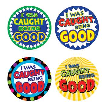 Shop I Was Caught Being Good Wear Em Badges - Tcr5469 By Teacher Created Resources