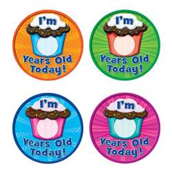 Shop I Am Years Old Today Wear Em Badges - Tcr5470 By Teacher Created Resources
