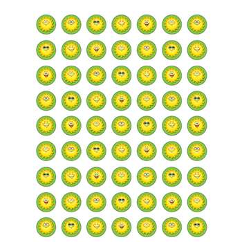 Happy Suns Mini Stickers, TCR5473