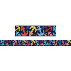 Anchors Straight Border Trim, TCR5476