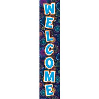 Shop Fireworks Welcome Banner - Tcr5487 By Teacher Created Resources