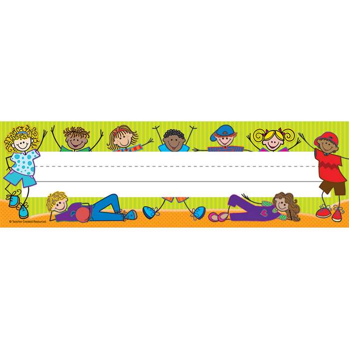 Fantastic Kids Name Plates, TCR5514