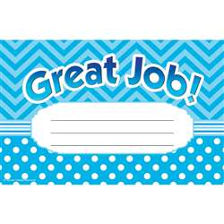Shop Chevron Great Job Awards - Tcr5528 By Teacher Created Resources