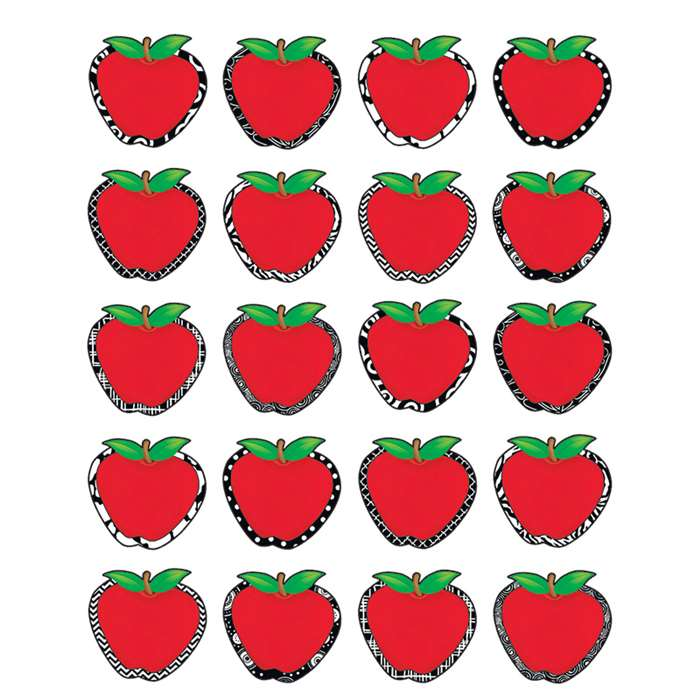 Fancy Apples Stickers, TCR5546