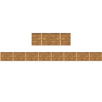 Rustic Retreat Straight Border Trim From Debbie Mu, TCR5600