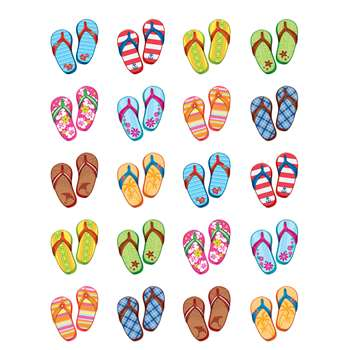 Flip Flops Stickers, TCR5649