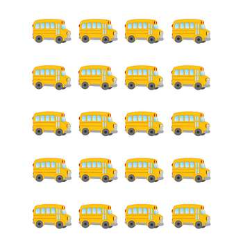 School Bus Stickers, TCR5651