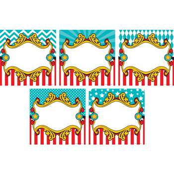 Carnival Large Accents Scroll, TCR5708