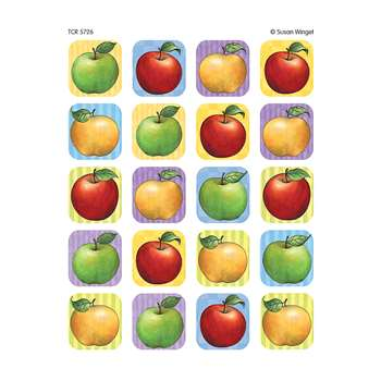 Sw Apple Stickers 120 Stks By Teacher Created Resources