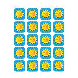 Summer Sunshine Stickers 120 Stks By Teacher Created Resources